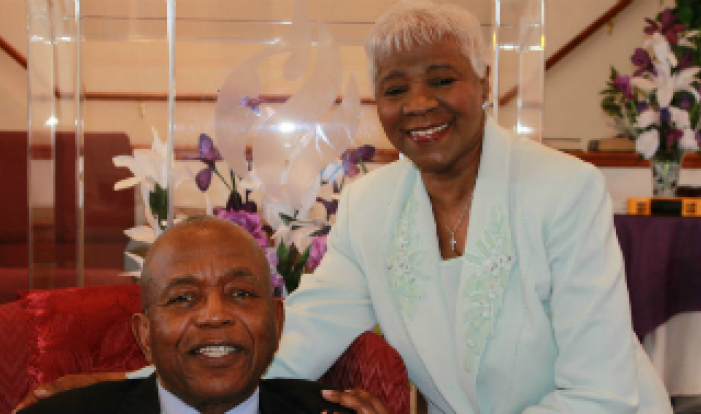 Pastors Joseph and Emogene Ingram